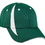 Outdoor Cap TGS1965X Bamboo Charcoal with Contrasting Inserts