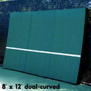 Oncourt Offcourt Board Only for REAListic Tennis Backboards 8'x12'