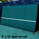 Oncourt Offcourt Board Only for REAListic Tennis Backboards 8'x16'