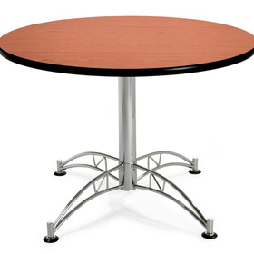 "OFM LT42RD 42"" Round Multi-Purpose Table"