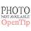 Omix-Ada  Side Mirror, Black, Left Only, 87-02 Half Door, 94-02 Full Door Wrangler