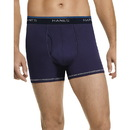 Hanes 2549M3 Fresh IQ Cotton Boxer Brief P3