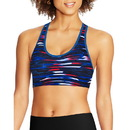 Champion B9504P The Absolute Comfort Print Sports Bra