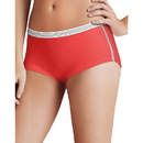 Hanes Women's Sport Comfort  X-Temp Boyshort Panties with Comfort Flex Waistband 3-Pack , CA49AS