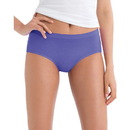 Hanes PP38AS Women's No Ride Up Low Rise Cotton Briefs 6-Pack