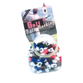 Dri Mark Golf Ball Pen  1 Display of 100