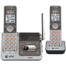 ATT ATTCL82201 DECT 6.0 Cordless Phone System with Caller ID & Digital Answering System (2-Handset System)