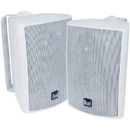"DUAL LU43PW 4"" , 3-Way Indoor/Outdoor Speakers"