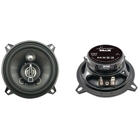 "LANZAR MX53 3-Way Triaxial Speakers (5.25""; 140W)"