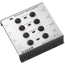 POWER ACOUSTIK C-30XR 3-Way Electronic Crossover with Remote Dash Mount Bass Knob Control