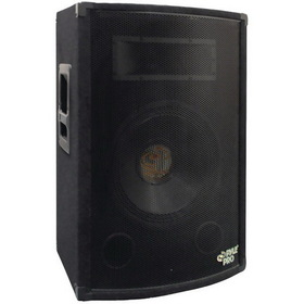 "PYLE PRO PADH1279 600-Watt 12"" 2-Way Speaker Cabinet"