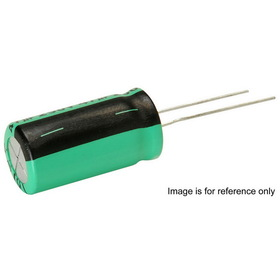 470uF 25V High Temp Radial Capacitor
