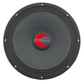 """Lanzar OPTI10MI 10"""" Opti Pro 1000 Watt Midbass Speaker"""