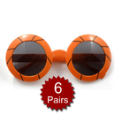 Basketball Sunglasses, Party Glasses