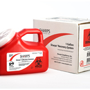 Sharps MED-194 1 Gallon Sharps Recovery System - Compliance