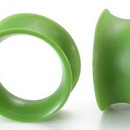 "Kaos P067g_green Olive Drab Green Silicone Skin Eyelet by Kaos Softwear - 10g up to 1"" - Price Per 1<br>"