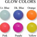 Painful Pleasures RES162 18G - 16G THREADED GLOW BALL