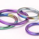 Painful Pleasures UR350 16g Titanium Segment Ring