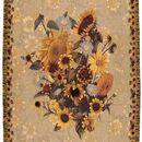 Simply Home Sunflower Meadow Tapestry Throw (RTP032974)