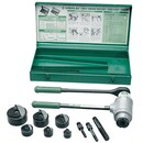 Greenlee 1906SB Driver Set,Ratchet Slug Buster