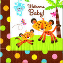 FISHER PRICE BABY LUNCHEON NAPKIN