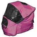 Pet Gear PG8050RB Weather Cover for Special Edition Pet Stroller - Raspberry