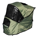 Pet Gear PG8050SG Weather Cover for Special Edition Pet Stroller - Sage