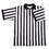 GOGO TEAM Referee Shirt, POLO-Neck Referee Jersey, Polyester Referee Uniform, Adult Referee Costume