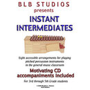 Rhythm Band Instruments BB208 Instant Intermediates, by Brad Bonner
