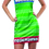 Rasta Imposta 6346 Touchdown Dress and headpiece