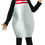 Rasta Imposta 6816 Get Real Bowling Pin One piece body