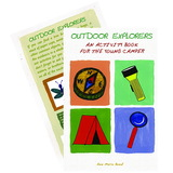 Rome 2017 Outdoor Explorers - Activity Book For Young Explorers