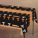 "Creative Converting 720854 University of Tennessee 54"" x 108"" Tablecover (Case of 12)"