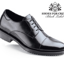 Shoes For Crews Senator, Men's Slip-Resistant Shoes, Dress