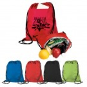 "Jetline Cinch-Up Drawstring Backpack Cooler, 15"" W X 16 1/2"" H, Price/piece"