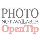 Custom Professional Vinyl Accessory Bags W/ White Nylon Zipper (9 1/2