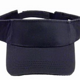 Headmost La Femme Collection Trendy Washed Cotton Twill Visor, Price/piece