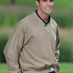 Enza Microfiber V-Neck Windshirt (S-3X), Price/piece