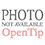 "Custom 5/8"" Organic Cotton Lanyard, Double Ended Bulldog Clip, 1-Color Imprint"