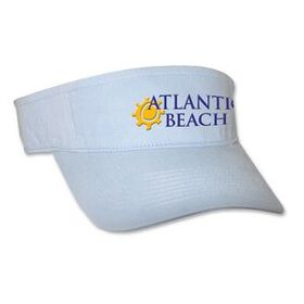 Embroidered Visor, Price/piece