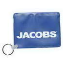 Translucent Waterproof Pouch With Key Ring