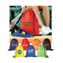 80 Gsm Non-Woven Fabric Canyon Drawstring Backpack