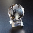 Transverse - Large Award With A Clear Base