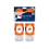 Baby Fanatic 2 Pack of Bottles - Baltimore Orioles