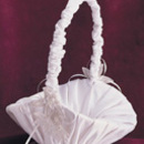 Simply Charming FGB897 Flower Girl Basket