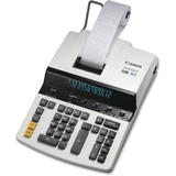 "Canon CP1213DII Printing Calculator, 12 Character(s) - Fluorescent - AC Supply Powered - 3.4"" x 9.5"", Price/EA"