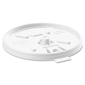 Dart Lift-n-Lock Coffee Cup Lid, Round, Price/CT
