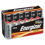 Eveready AA-Size Alkaline Battery Pack, Alkaline - 2850mAh - 1.5V DC, Price/PK