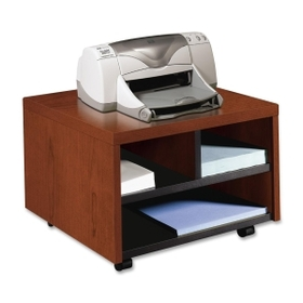 HON 105679J Mobile Printer/Fax Cart, Henna Cherry, Price/EA