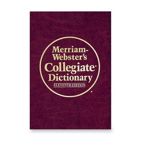 Merriam-Webster 10th Annual Collegiate Dictionary Eleventh Edition, Merriam-Webster 10th Annual Collegiate Dictionary Eleventh Edition - Dictionary, Price/EA